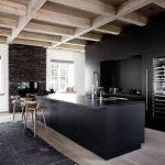 Grance cuisine noire