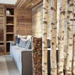 Salon en bois