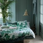 Chambre style jungle