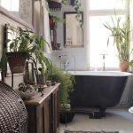 Votre salle de bain bohémienne naturelle
