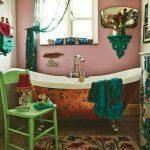 Votre salle de bain dans un style bohémien