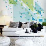 Une déco murale colorée