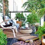 Balcon cosy