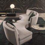 Grand canapé original